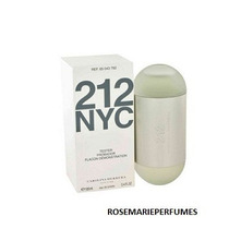 212, Carolina Herrera, Tester Edt 100 Ml, Dama