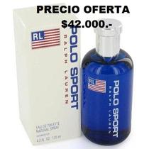 ¡oferta! Perfume Polo Sport Eau De Toilette De 125 Ml Hombre