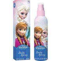 Colonia Corporal Frozen Elsa Y Anna Spray 200 Ml