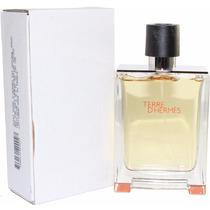 Perfume Terre D`hermes Tester 100ml Importadora Glamourous