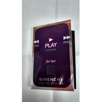 Aguja De Perfume Givenchy Play Intense