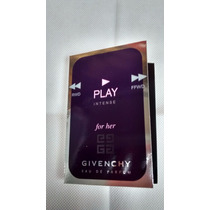 Aguja De Perfume Givenchy Play Intense