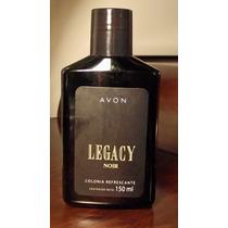 Eau Perfume Colonia Para Padres Legacy Noir Hombre Elegante