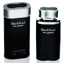 Perfume Ted Lapidus Black Soul 100 Ml Edt Oferta