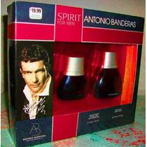 Antonio Banderas Spirit Set Luxe 2pz Colonia Y Desodorante