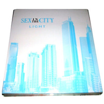 Perfume Set Sex In The City Light Estuche Elegant 8 Piezas