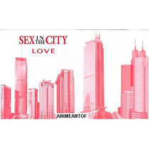 Perfume Set Sex In The City Love Estuche Elegant De 4 Piezas
