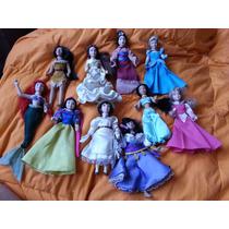 Princesas Disney De Porcelana