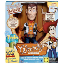 Toy Story - Woody - Disney Pixar - Edicion Coleccion