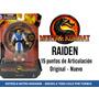 Raiden Mortal Kombat Figura Original Nueva