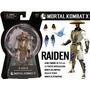 Raiden Mortal Kombat X Full Articulado Nuevo Original