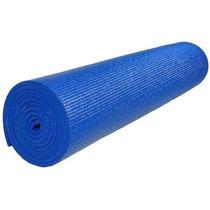 Mat Yoga Profesional 6mm 176x62cm Pvc Antideslizante Import