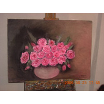 Ofertas Cuadros En Eleo Inportante Pintora Chilana