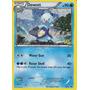 Carta Pokémon Dewott Holo