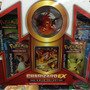 Pokemon , Charizard Ex Box , Red And Blue Collection