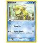 Carta Pokemon Relicanth