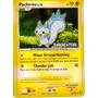 Carta Pokemon Pachirisu Lv.23