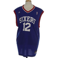 Polera Adidas Sixers 12 Basketball Nba Original Talla Xl
