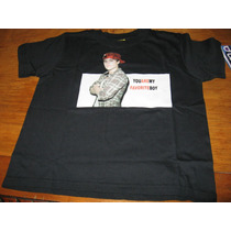 Polera Talla 8 Justin Bieber $6.500.-