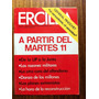 Revista Ercilla 1973 Apartir Del Martes 11