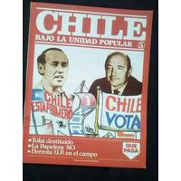 Chile Bajo La Unidad Popular Fasciculo Que Pasa N° 5