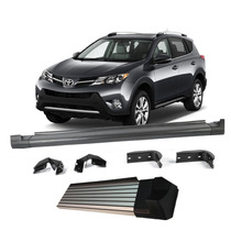 Pisaderas De Aluminio Para Nuevo Toyota Rav 4 2013-2015