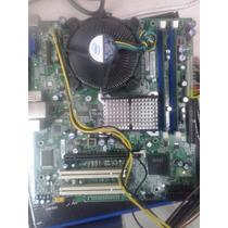 Kit Placa Madre 775 + Procesador + Ram