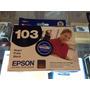 Tinta Epson 103 Negro Original
