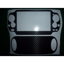 Skins Psvita Fibra De Carbono Ps Vita Playstation Vita