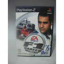 Ps2 F-1 Career Challenge Tiendita Nipona