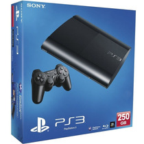 Sony Play Station 3 Ps3 250gb + Cod Ghosts - Smartprogames
