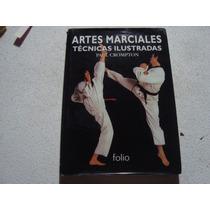 Artes Marciales-tecnicas Ilustradas Por Paul Crompton