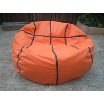 Exclusiva Pelota Basketball Pouf Peras Gigante Navidad