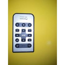 Vendo Control Remoto Radio Cd Pioneer Nuevo Con Pila 8mil