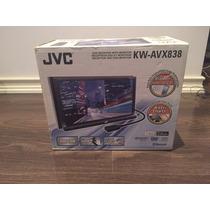 Radio Doble Din Jvc Kw Avx838