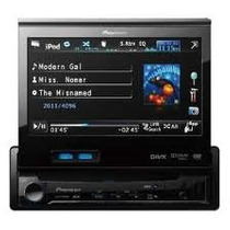 Pioneer Dvd Touch Screen 2012 Avh-p5350dvd