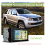 Radio Doble Din Volkswagen Parrot Asteroid 3g Gps Android