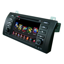 Radio Touch Dvd Gps Bluetooth Ipod Bmw Serie 5 E39 Y X5 E53