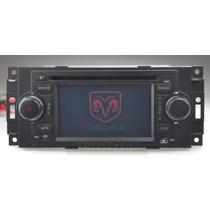 Radio Touch Dvd Gps Bluetooth Ipod Dodge Ram 2006-2008