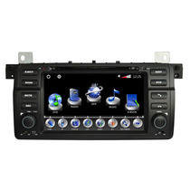 Radio Touch Dvd Gps Bluetooth Ipod Bmw Serie 3 E46