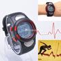 Reloj Medidor De Ritmo Cardiaco, Calorias Y Odometro