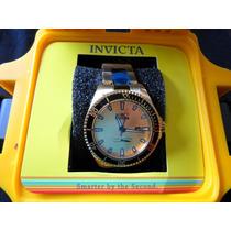 Vendo O Permuto Reloj Invicta Oro Ionizado 18 K $145.000