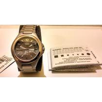 Reloj Casio Lin 163 8avef Cuarzo, Nuevo