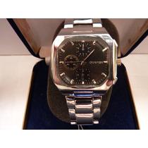 Reloj Cuartzo Marca Quamer...nuevo( Japones)
