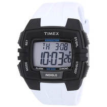 Timex Expedition Full Size Chrono Alarm Timer - Blanco