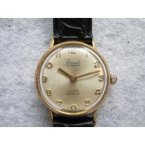 Reloj Pulsera Dama Renis Geneve Enchapado 17 Rubis