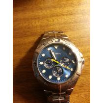 Reloj Fossil Hombre 100mt.