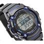 Relojes Casio Solares Ws 210 / Mareas Pesca /importadora