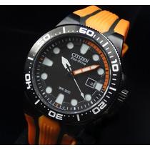 Reloj Citizen Eco Drive 200 Metros Wr Diver