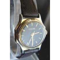 Oferta Reloj A Cuerda Vendore En Oro Mujer 17 Rubis Año 50